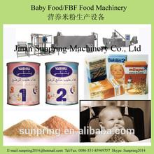 Nutritional flour/ baby food production line/plant