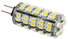 GL-010 360degree 2w RoHS Silicon Mini SMD G4 24v Led Bulbs