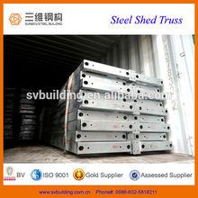 China light Steel Truss Prefabricated House