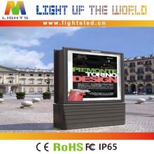LightS 3 years warranty 2014 led xxxx video xxx wall oled screen leddancef