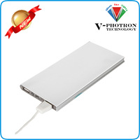 2014 new flashlight mobile portable power bank 12000mah with promotion price