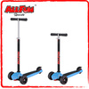new products for teenagers folding foot brake 3 wheel scooter