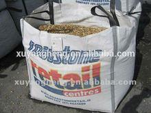 1ton,1.5ton moistureproof fibc bags for packing wheat ,corn,peanuts,seeds
