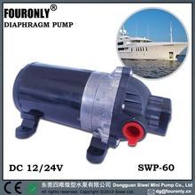 Irrigation high pressure water pumps