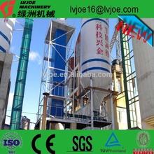 Easy operating natural gypsum powder/plaster of paris making machine/production line