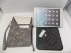 with stand and hang rope tablet bag case for iPad mini with insert slot card