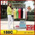 Walmart mejor venta práctico barato al aire libre ropa telescópica 188b-s ferrocarril