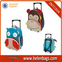 kids school wheel bags for kids going back to shool
