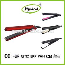 RYACA BY-602 easy operation pure ceramic plate Hair Straightener