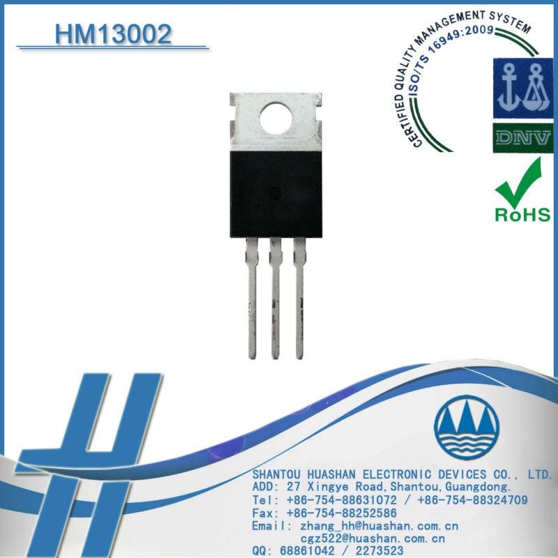 серии транзисторов 13002