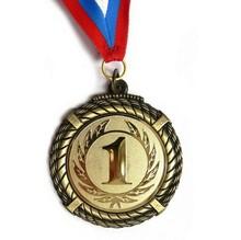 2014 custom zinc die cast zodiac metal medals