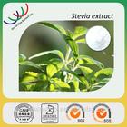 Food grade stevia extract natural sweetner 98% rebaudioside A stevioside sugar