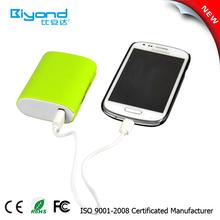 5000mah external backup cell phone battery