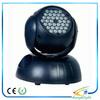 36*3W dmx512 mini moving head lighting/led wash light