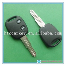 Top best quality car key cover for Chevrolet Epica 2 Button ( left) car Remote Shell