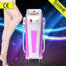 2014 permanent hair removal depilator equipment perkin elmer xenon flash lamp 300,000 shots with CE approved/ipl laser machine