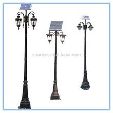 CCC,CE,RoHS.SGS approved 2014 newest design high quality solar garden lights 30w high efficiencient solar led garden light