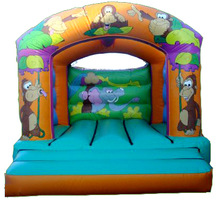 inflatable sport game