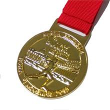 2012 sport gold 3d embossed sport medals
