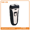 Professional Rotary 2 heads Rechargeable Electric Men's Shaver
