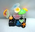 realistico acquario ornamento decorazione carro armato di pesci marini tropicali polipo corallo