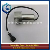 HOT SALE genuine PC200-6-7 Solenoid valve 702-21-07010 for komatsu electromagnetic valve excavator parts