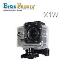 Full HD action camera 1080p@60fps helmet with 60M waterproof