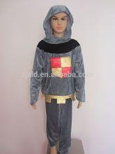 boy's ancient soldier children carnival costume