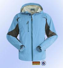 fully seam taped ski wear/ski jacket/ski clothing