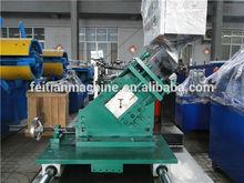 Drywall Galvanized Sheet Light Steel Profiles Metal Stud/Track Roll Forming Machine T shape profiles