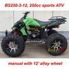 250cc sport atv racing quad atv sport 250cc atv sport