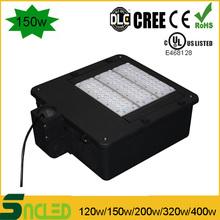 150w led retrofit kit shoebox light pole mount led shoebox light