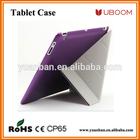 PU Leahter Case for ipad 2 for iPad and mini pad