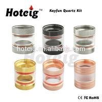 Mechanical mod 2014 handmade Russian 91% Vapo Kayfun 3.1 kayfun nano kit