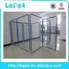 large heavy duty warm bamboo dog house