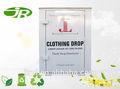 de acero ropa y calzado papelera de reciclaje para las ventas