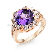 2014 wholesale fashion European and American retro diamond zircon Ring