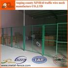 railway crossing wire mesh fence barrier