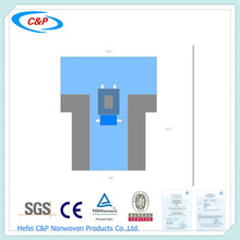 ETO sterile/non-sterile C-section Table Cloth