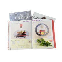 Restaurant reservation book / Book binding cardboard books / Pop up books printing suppliers in China