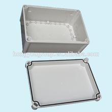 Professional Custom cnc Plastic Enclosure Box Prototype