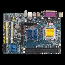 Socket LGA775 Computer Motherboard G41 With IDE Quad core processor motherboard