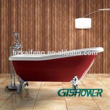 high quality fiberglass bathtub installation