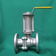 long stem panel mount ball valve
