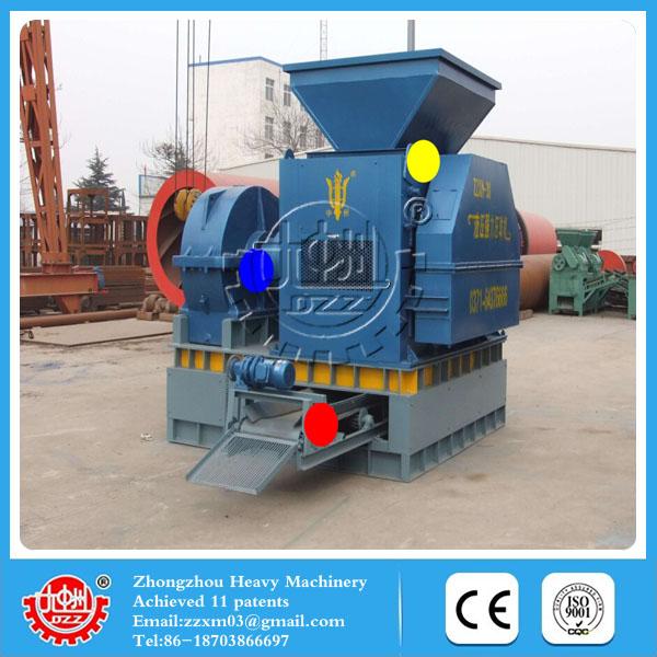 High strength hydraulic powder metallurgy press briquetting machine