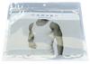 Zippper Plastic Apparel Packaging Bags