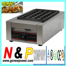 Customer-specific products new design round fish balls grill waffle maker for commercial use