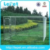 large outdoor chain link rolling new soft pet dog house wood
