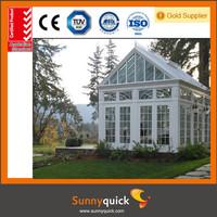Aluminum Garden Sunroom with Laminated Glass