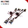 Matec excellent performance 12v 35w/55w h4 3000k 4300k 6000k 8000k headlight xenon h4 moto